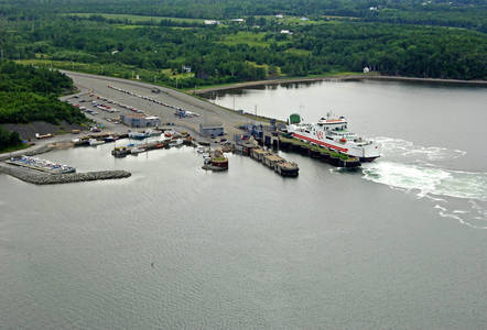 Caribou Wood Island Ferry