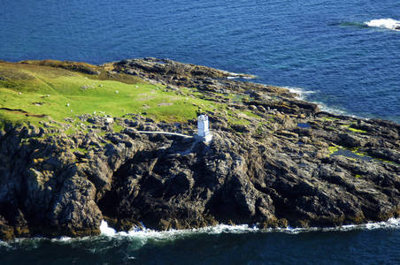 Point Of Sleat Lighthouse