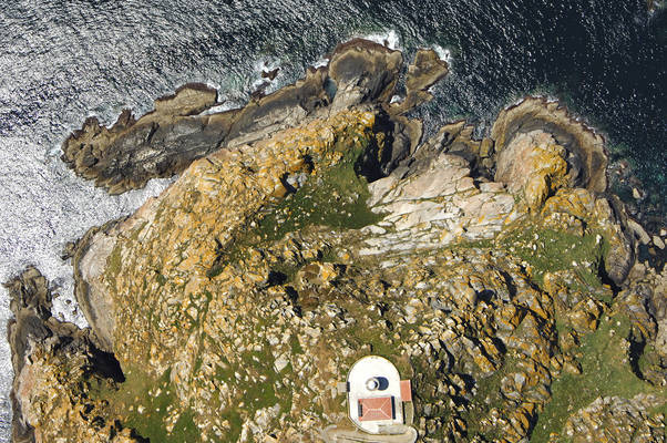 Cies Islands Light