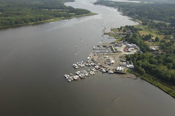 Shaw's Boat Yard