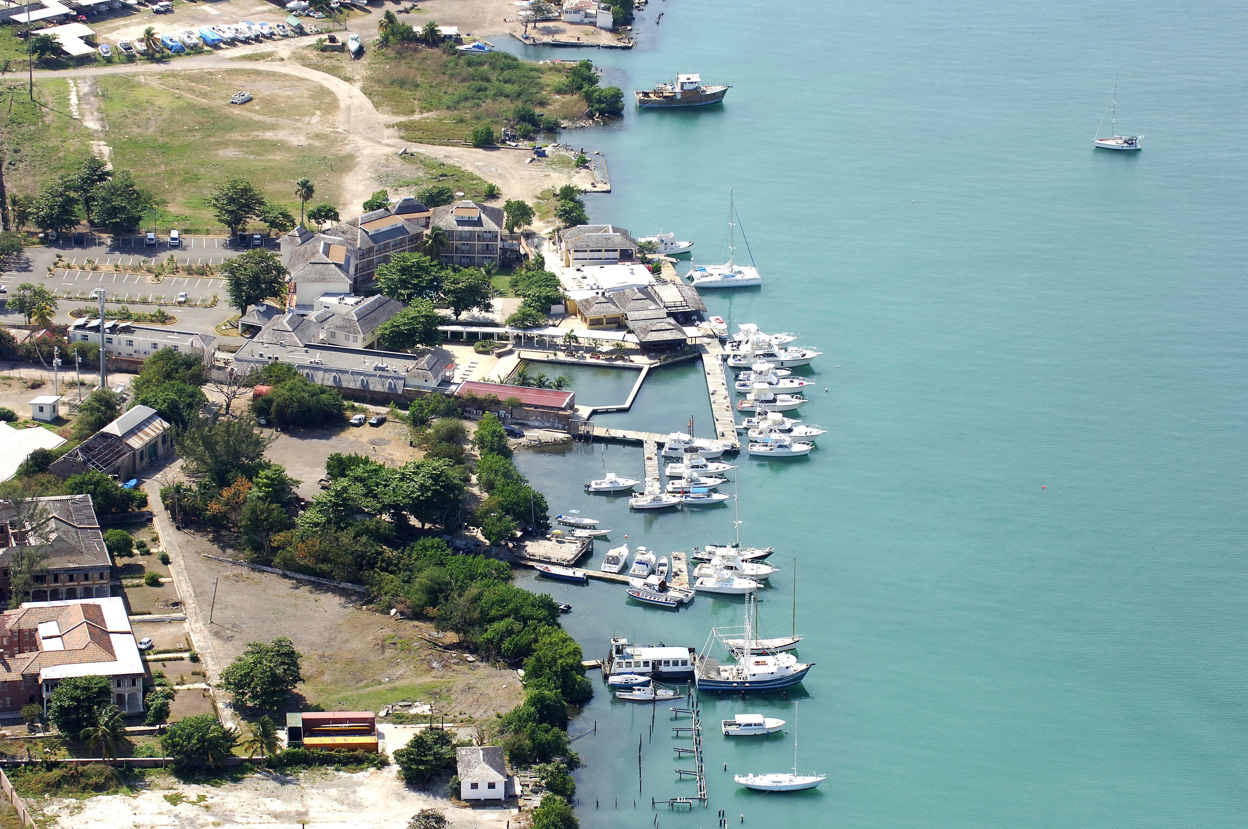 Grand Port Royal Hotel Marina & Spa in Port Royal, Jamaica ...