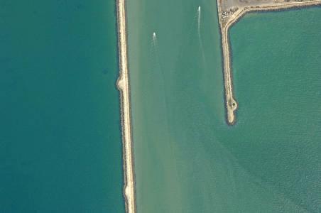 Port Santa Maria Inlet