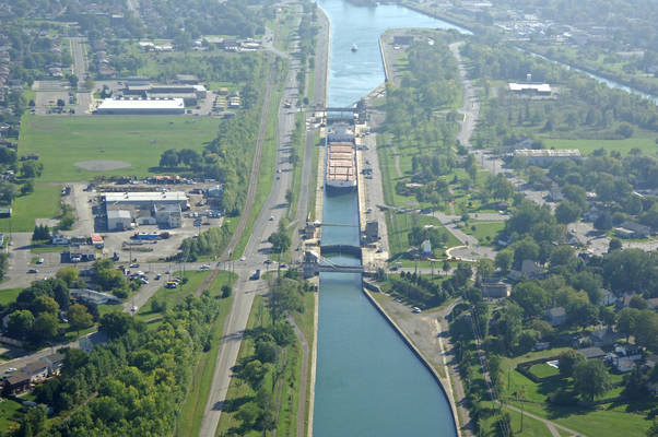 Welland Canal Lock 8
