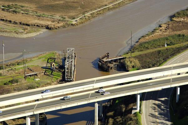 Petaluma Swing Bridge