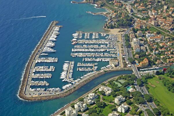 Mandelieu La Napoule Marina