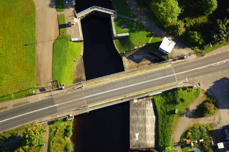 Banavie Swing Bridge