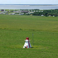 Malpeque Outer Range Rear Lighthouse