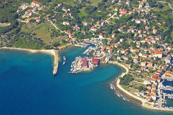 Nerezine Harbour