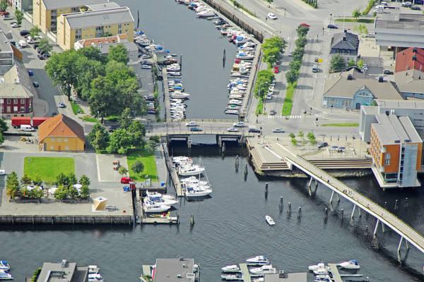 Trondhiem Havnegt Bridge