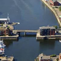 Liverpool Marina Lift Bridge