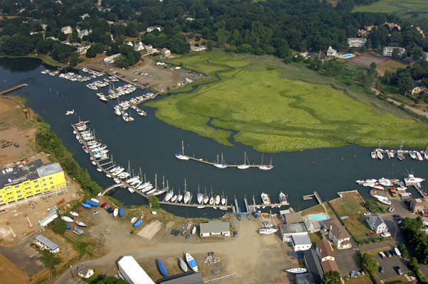 Dutch Wharf Boat Yard & Marina