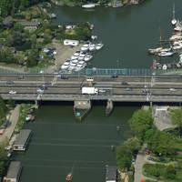 Muiden A1 Vecht Bridge