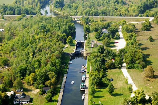 Tay Canal Lock 33