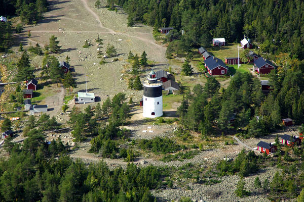 Storjungfrun Lighthouse
