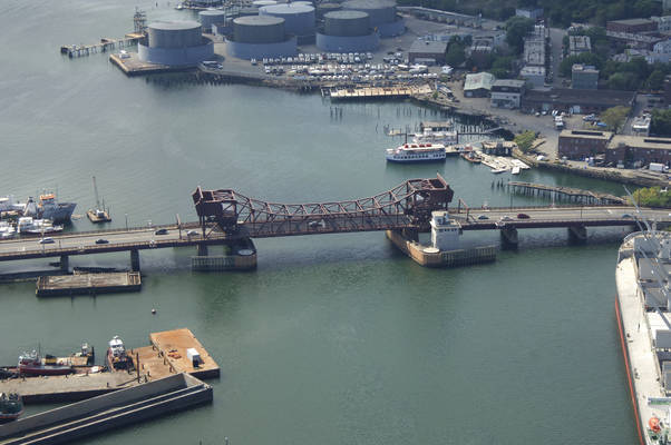 Andrew P McArdle Bascule Bridge