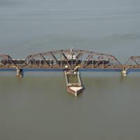 Rossford RailRoad Swing Bridge