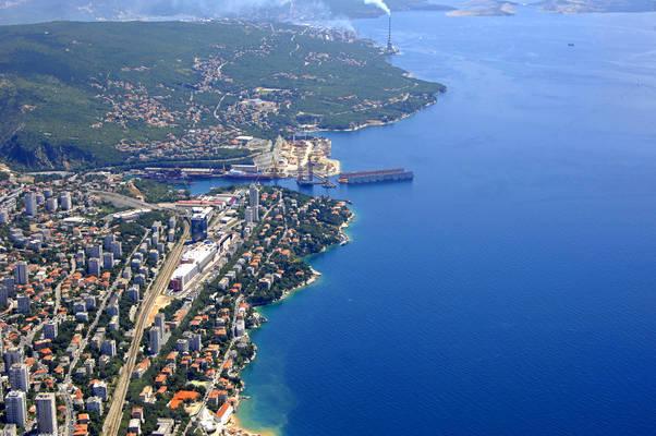 Rijeka Martinscica Luka Marina