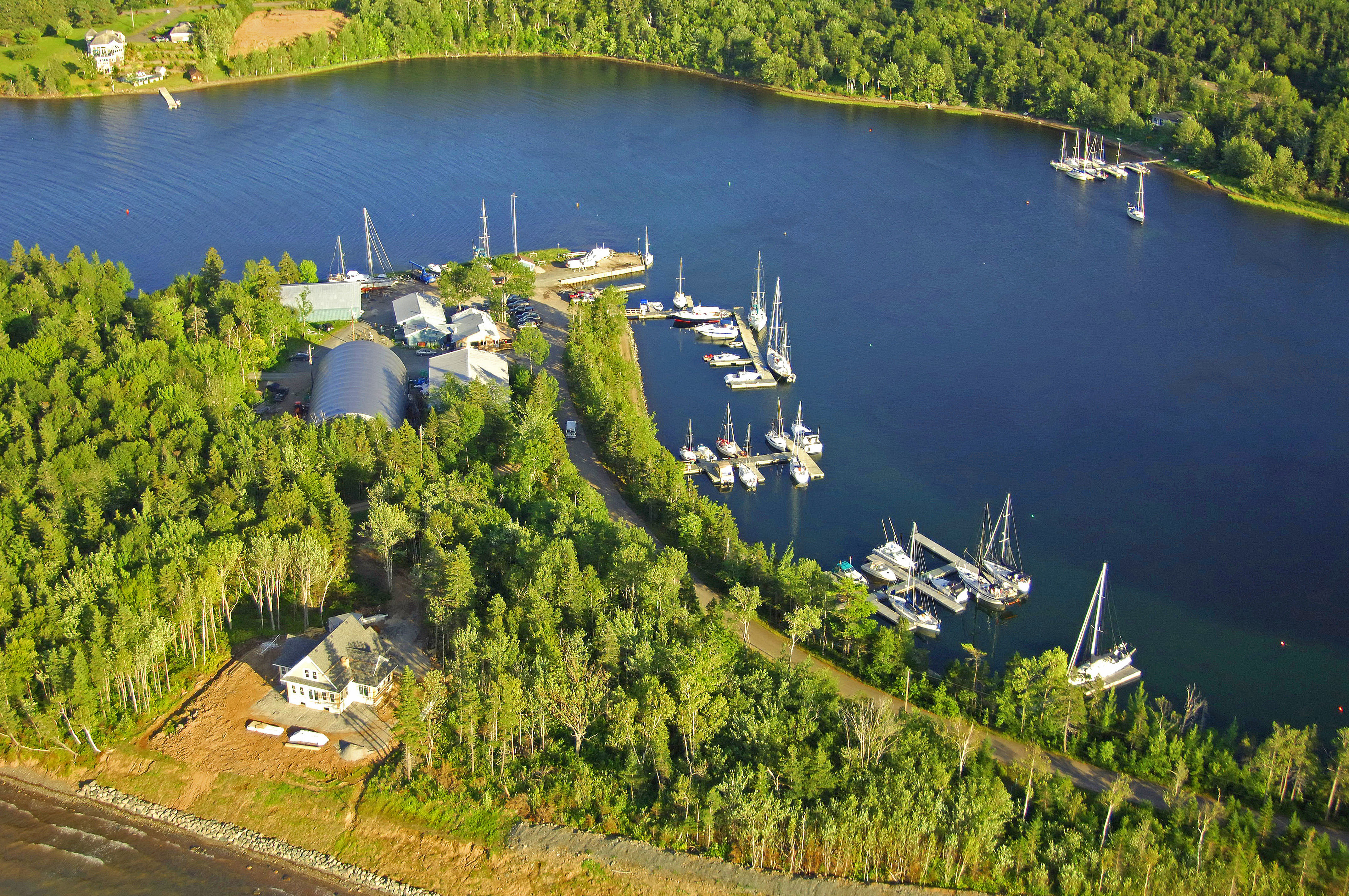 Dundee Marine - CLOSED - in West Bay, Dundee, NS, Canada ...