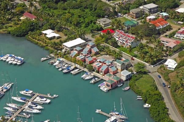 Hannah Bay Marina
