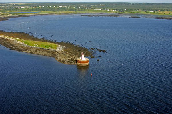Bunker Island Lighthouse