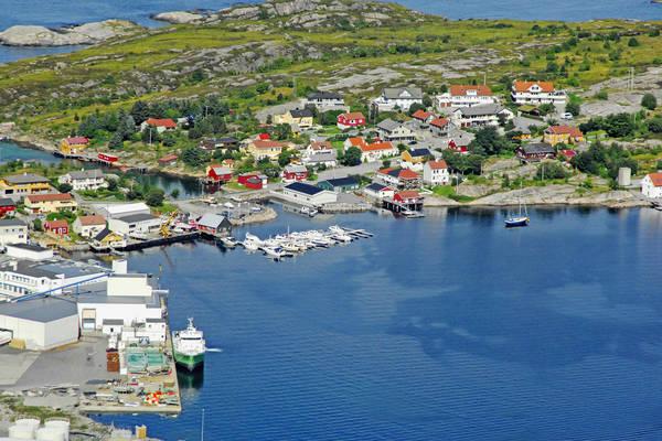 Kristiansund Meloya Yacht Harbour