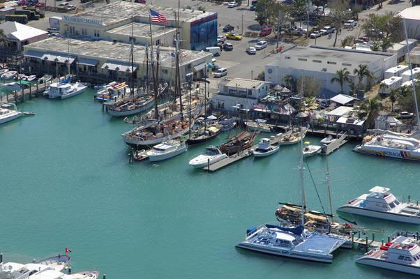 Schooner Wharf Bar & Marina