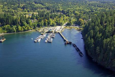 Quadra Island West Ferry