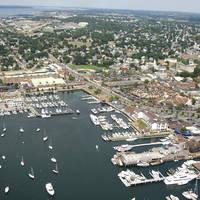 Long Wharf, Newport Yacht Club