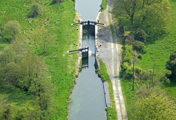 Royal Canal Lock 27