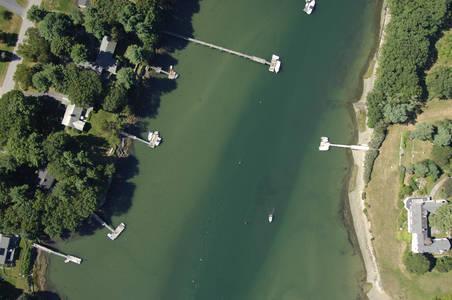Sagamore Creek Inlet