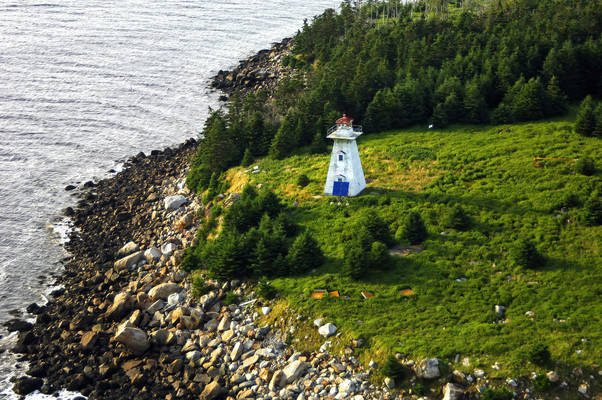 Tusket River Lighthouse