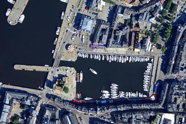 Honfleur Old Basin Marina