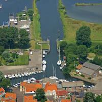 Stad Aan't Haringvliet Lock