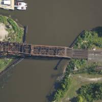 Ashatubula RailRoad Bascule Bridge
