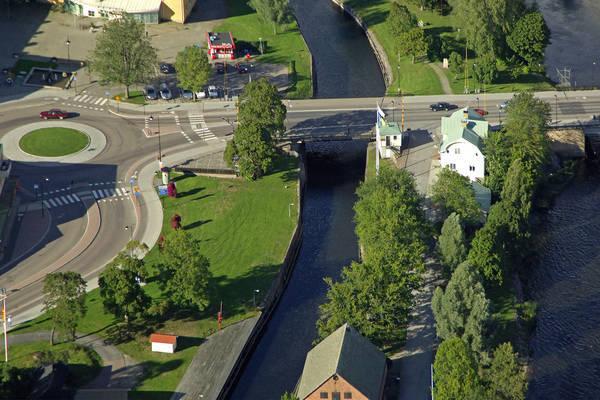 Saffle Storgatan Bascule Bridge