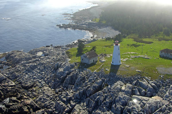 Cape Roseway Lighthouse