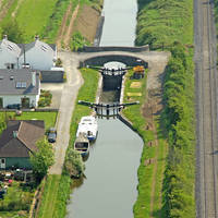 Royal Canal Lock 15