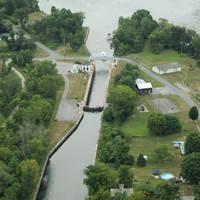 Champlain Canal Lock 6