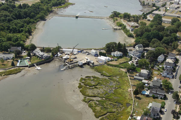 Winter Island Yacht Yard