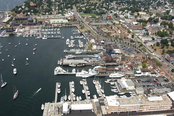 Bannister's Wharf Marina