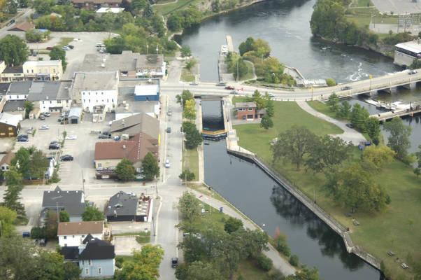 Trent River Lock 34