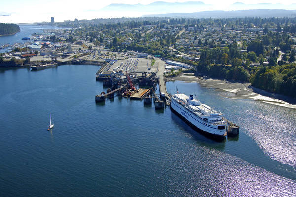 Departure Bay Ferry