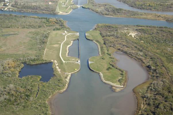 Matagorda West Lock