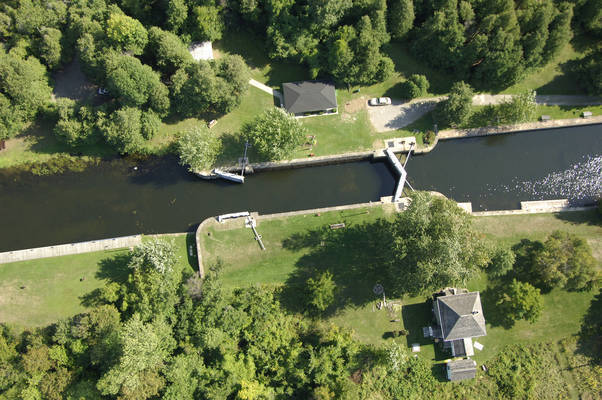 Rideau River Lock 32