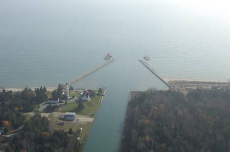 Sturgeon Bay Inlet