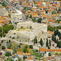Sibenik St. Michael's Fortress