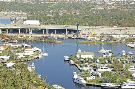 Marina Mile Shipyard in Fort Lauderdale, FL, United States - Marina Reviews -...