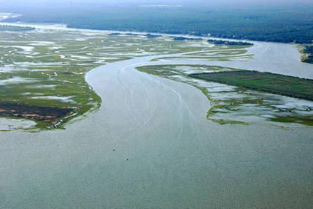 Harbor River Inlet