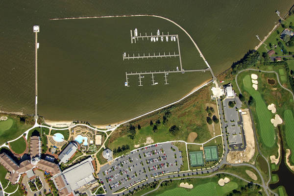 River Marsh Marina at Hyatt Chesapeake Bay Resort