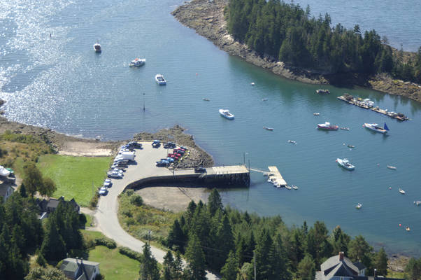 Winter Harbor Town Wharf